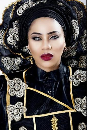 Toyin Lawani Stuns In New Photos As She Turns A Year Older