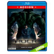 El Increíble Hulk (2008) Full HD 1080p Audio Dual Latino-Ingles