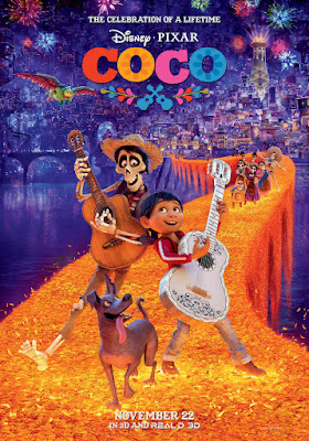 Disney•Pixar's Coco Movie Poster