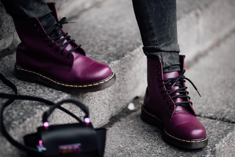 ботинки Martens