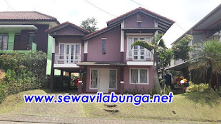 villa murah di lembang untuk keluarga kabupaten bandung barat, jawa barat