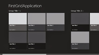 GroupedItemsPage.xaml in windows store Grid App
