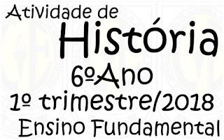 Atividade online História www.professorjunioronline.com