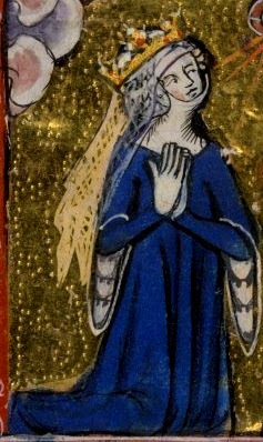 Eleonora van Engeland (1318-1355)