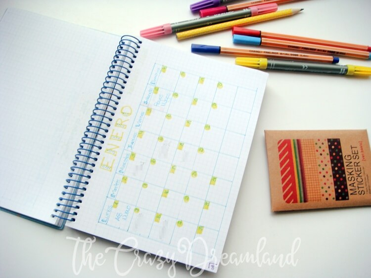 bullet-journal-sencillo-funcional