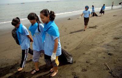 Tempat Wisata Pantai Maron Semarang 6