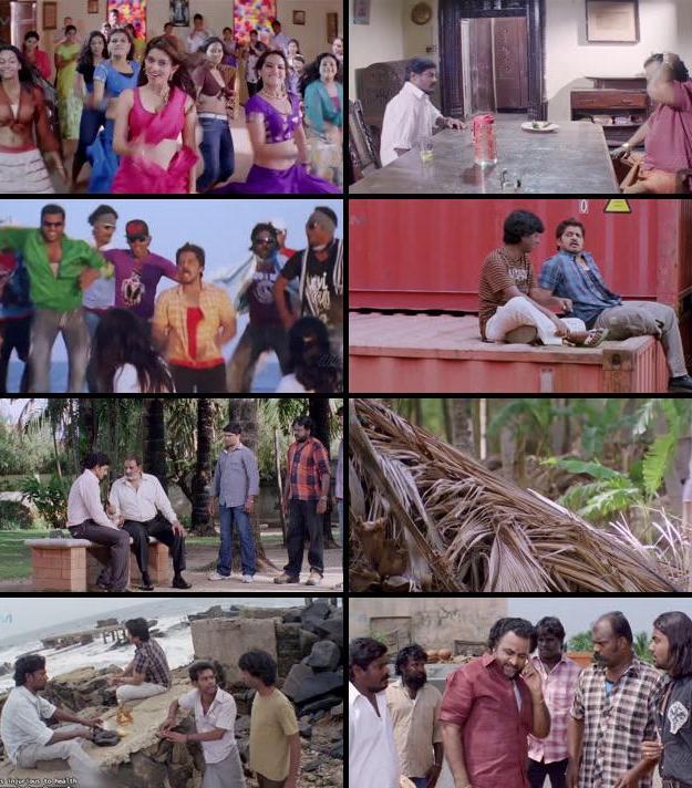 Sooran 2016 Hindi Dubbed 480p HDRip 350mb