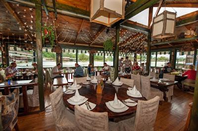 Restaurant - Ada Bojana