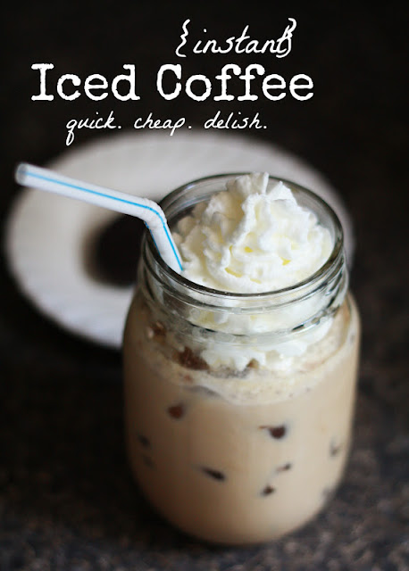 it's just Laine: {instant} Iced Coffee