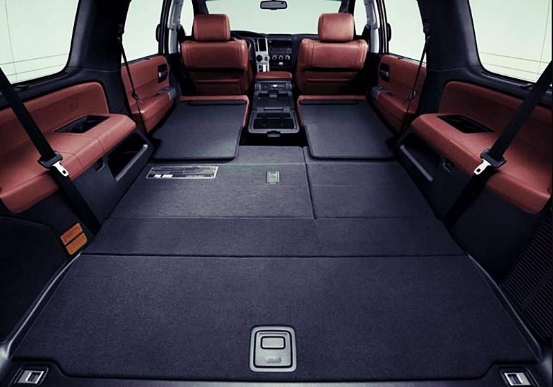 2018 Toyota Sequoia Platinum Sr5 Msrp