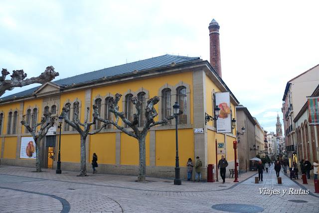 Sala Amós Salvador, Logroño