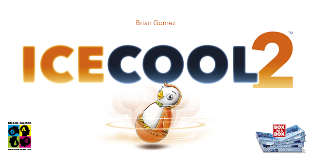 Ice Cool 2 - Brain Games