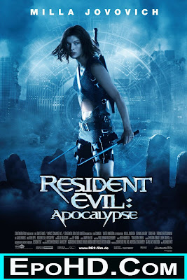 Resident Evil Apocalypse 2004 Download Full HD Now || 720p _ 1080p || Watch Online BluRay