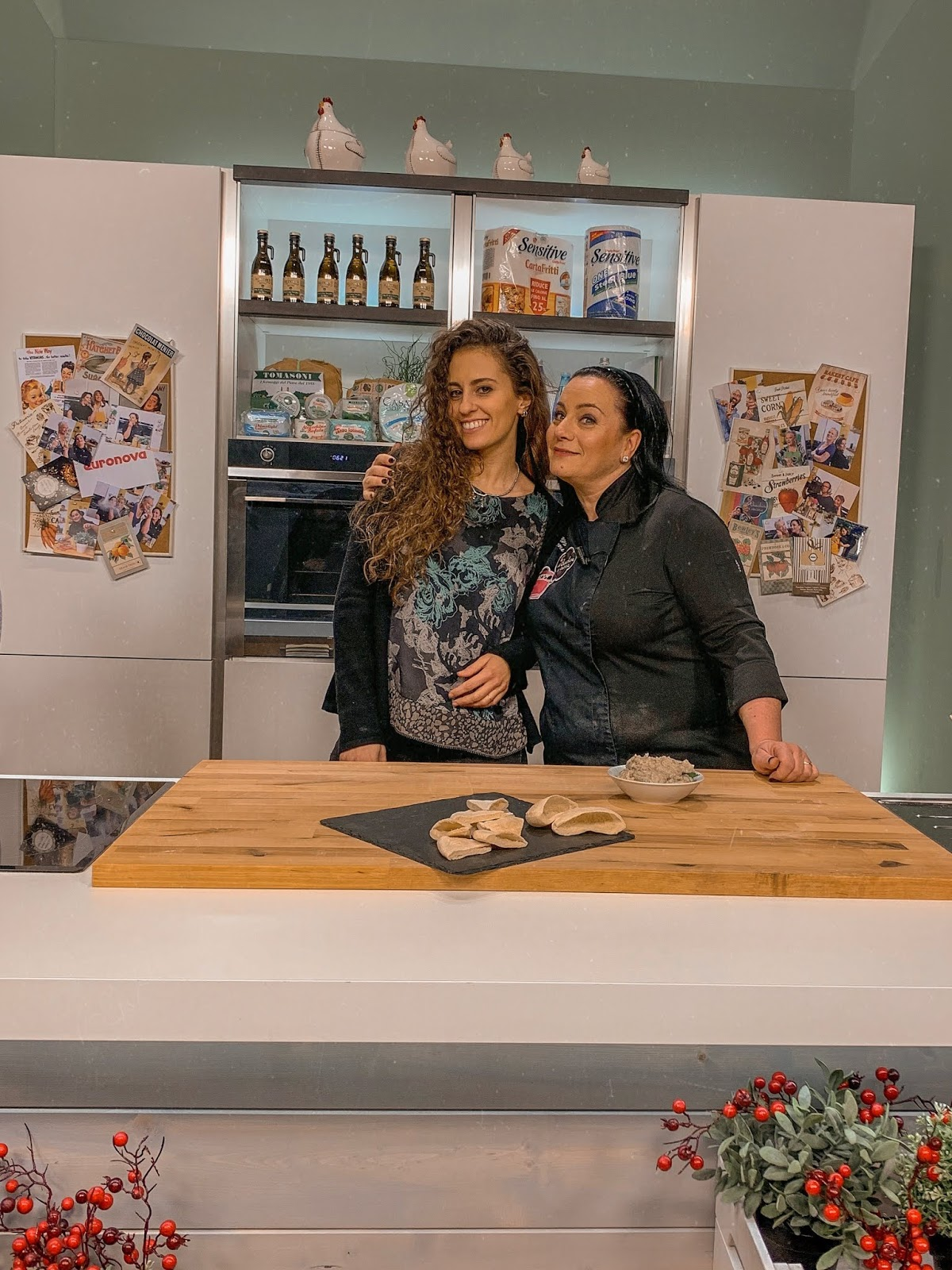 fashion need in televisione: ospite a 2 chiacchiere in cucina, 2 chiacchiere in cucina, telegold Padova, la 7 gold Padova, Valentina Rago, fashion need