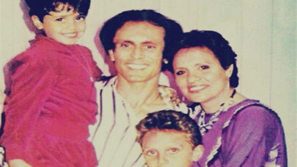 أول تعليق لمحمد صبحي بعد رحيل زوجته