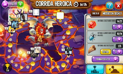 Corrida Heroica 12 - Amuka- Informações