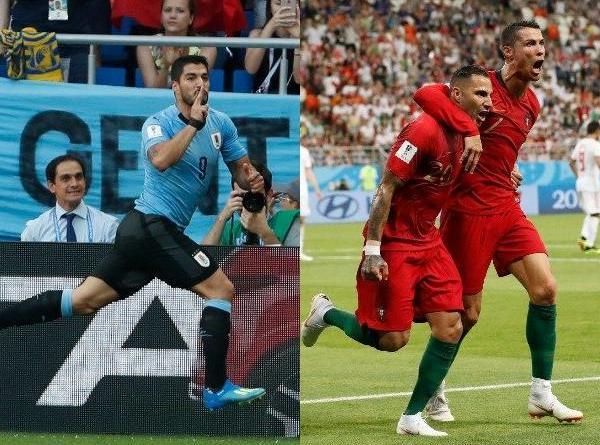 Prediksi Bola Uruguay vs Portugal Piala Dunia 2018