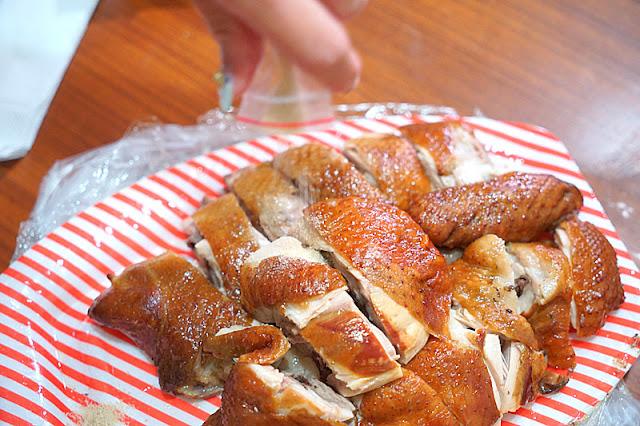 DSC05972 - 台中甘蔗雞│水崛頭黃昏市場馬志甘蔗雞 太晚去容易買不到的美味