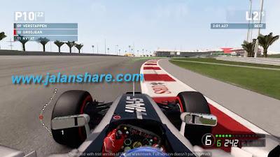 F1 2016 Screenshot Game Full ForAndroid