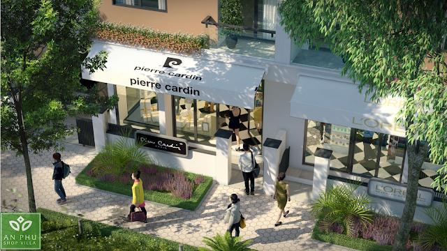 Biệt thự An Phú Shop Villa Dương Nội