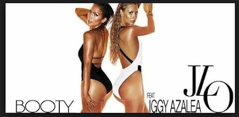 Jennifer Lopez debuta en portada disco 'Booty'