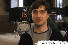 Updated: Rupert and Daniel talk about Harry's heroic moment  + on set photo