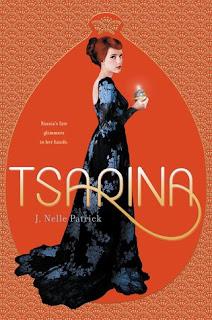 https://www.goodreads.com/book/show/18079793-tsarina