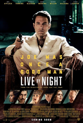 Live By Night 2016 DVD Custom NTSC Latino V2