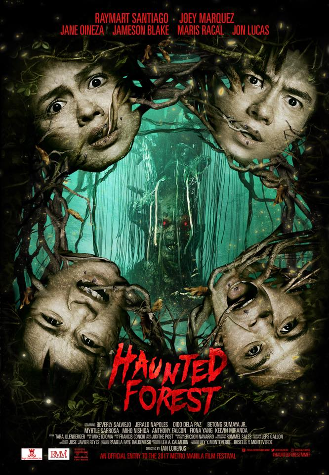 Fred Said: MOVIES: MMFF 2017: Review of HAUNTED FOREST