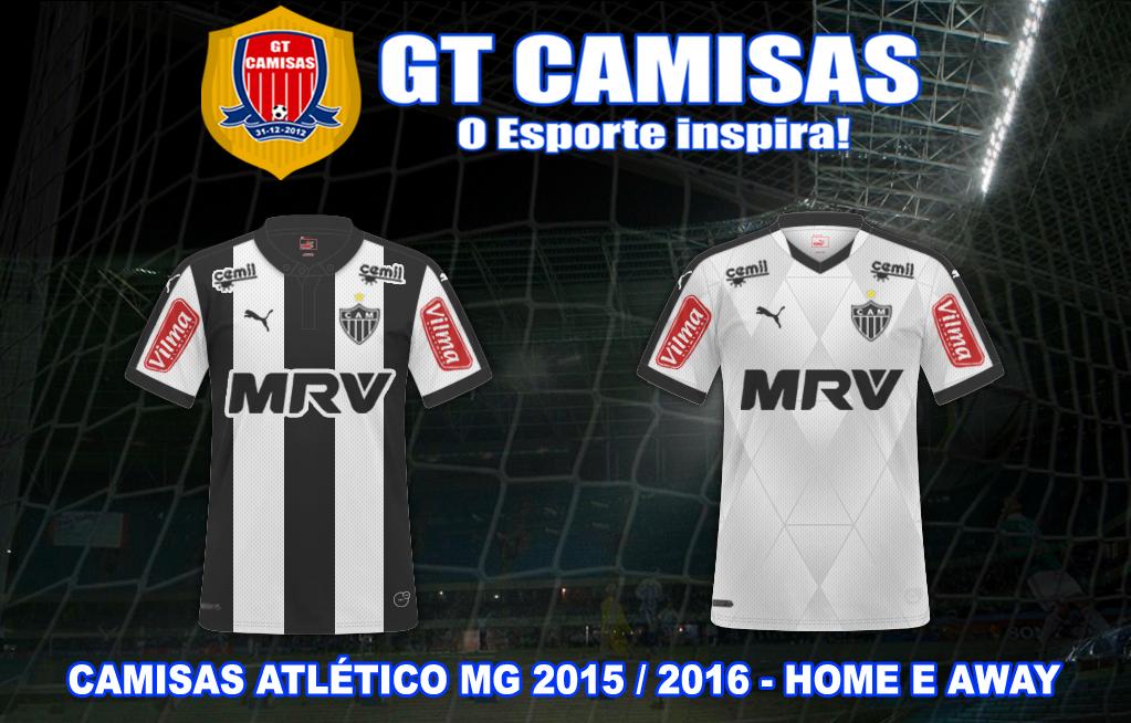 3b26cda3000aa O site Show de Camisas em parceira com o blog GT Camisas apresenta todas as  camisas dos clubes que estão na disputa.