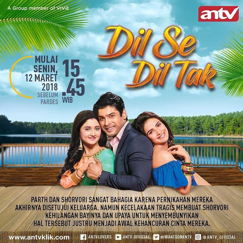"""Avatar 2 Kapan Tayang: """"DIL SE DIL TAK """" SERIAL INDIA TERBARU ANTV Tunggu"""