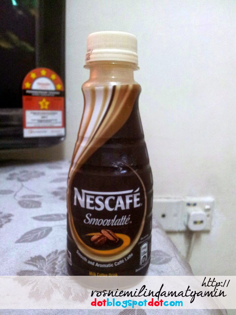 Nescafe Smoovlatte.