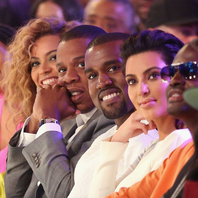 Kanye West Amchana Jay Z: Our Kids Ain't Never Even Played Together'