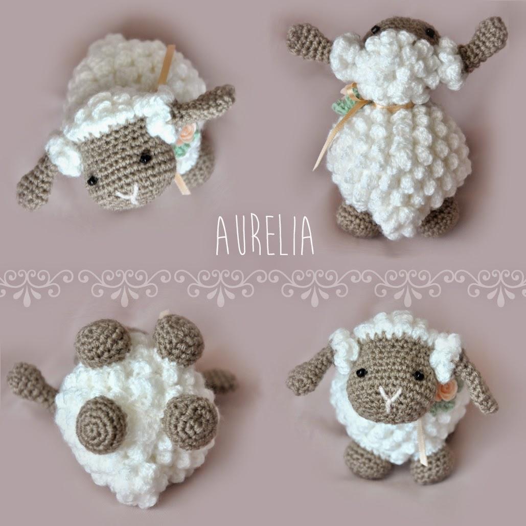 Amigurumi Cute Sheep Free Instruction – Crochet.msa.plus ... | 1029x1029