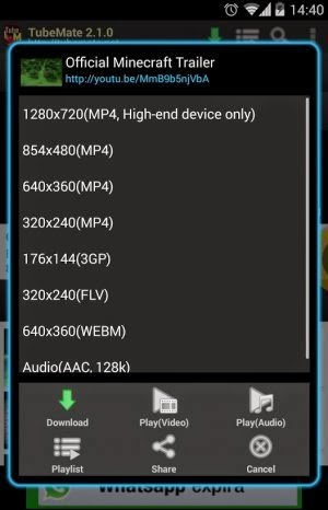 TubeMate 2.2.5 Pro Apk Free Full version (Cracked)