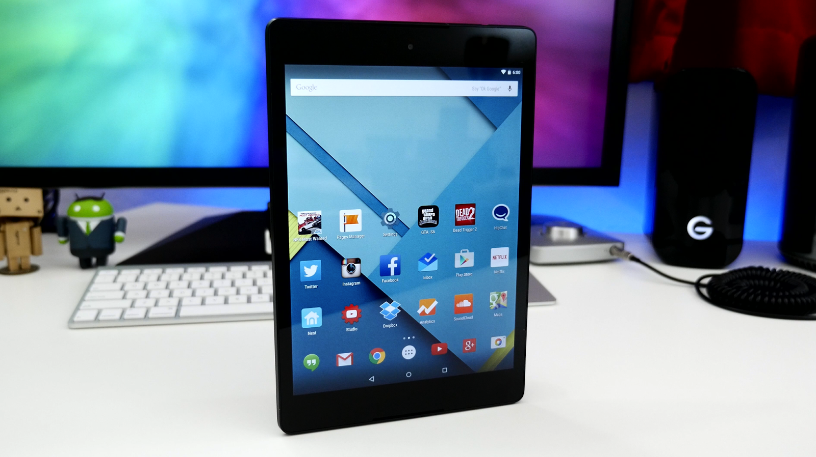 Google Nexus 9 LineageOS 15 ROM arrives with Android 8 0 Oreo