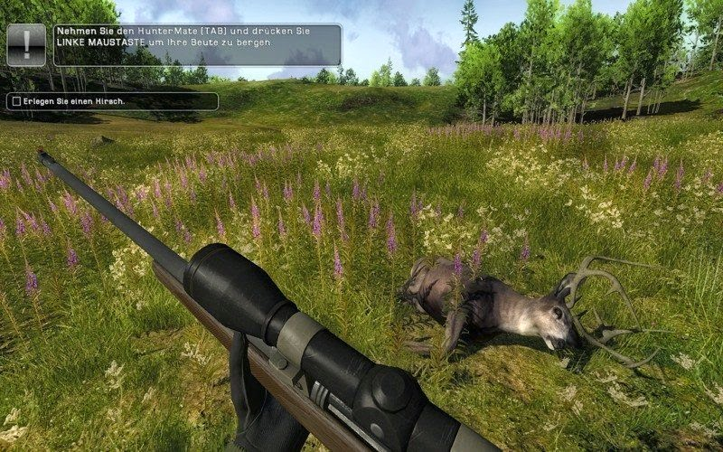 Где скачать the hunter call of the wild мультиплеер _ обзор игры.