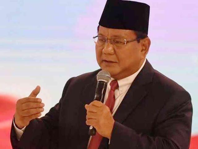 Prabowo Subianto Prihatin Operasional Pelabuhan Diberikan Pihak Asing
