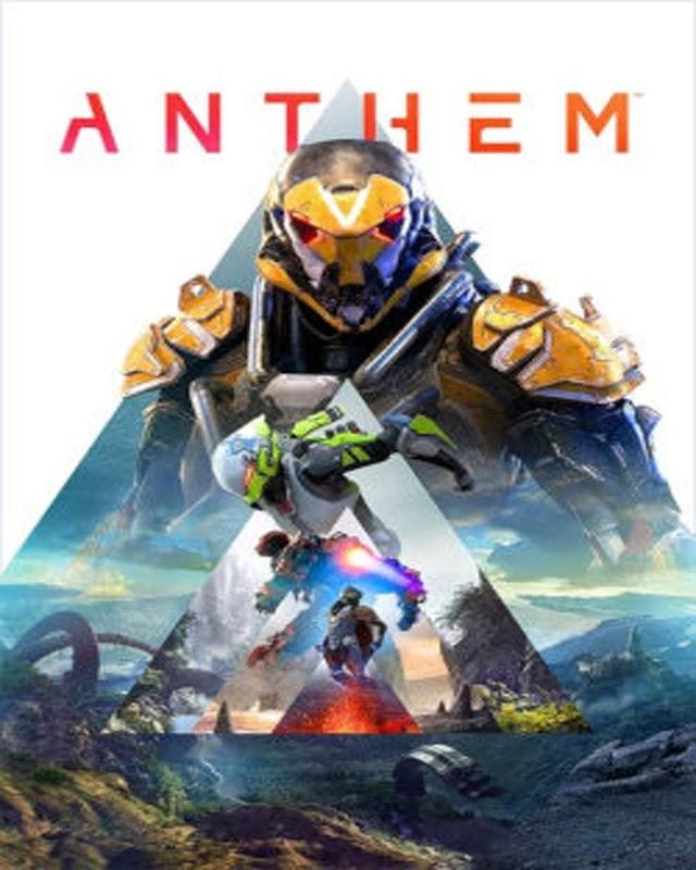 ANTHEM - Free Download 2019 Game (PC/MAC/XBOX/PS4)