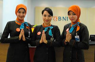 Informasi Loker Resmi BANK BNI 2018 PT BANK NEGARA INDONESIA (Persero) Tbk
