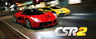 CSR Racing 2 apk data Mod Update Terbaru 2016