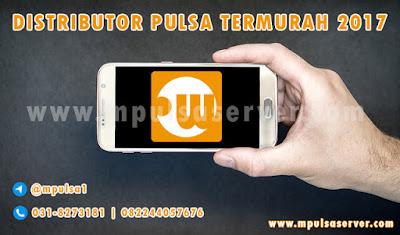 distributor pulsa termurah 2017