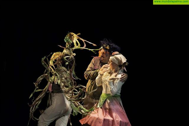 Transición Ecológica promueve a través del teatro la concienciación sobre las especies exóticas invasoras