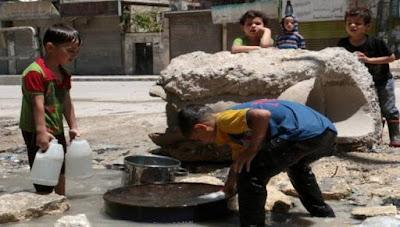 Hepatitis A Menyebar Cepat di Daraa