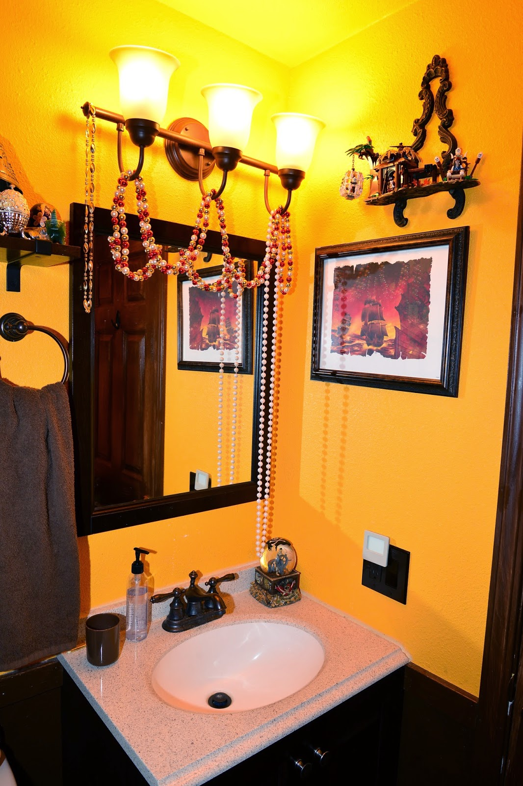 It's Just Me, Isn't It?: The Pirate Bathroom