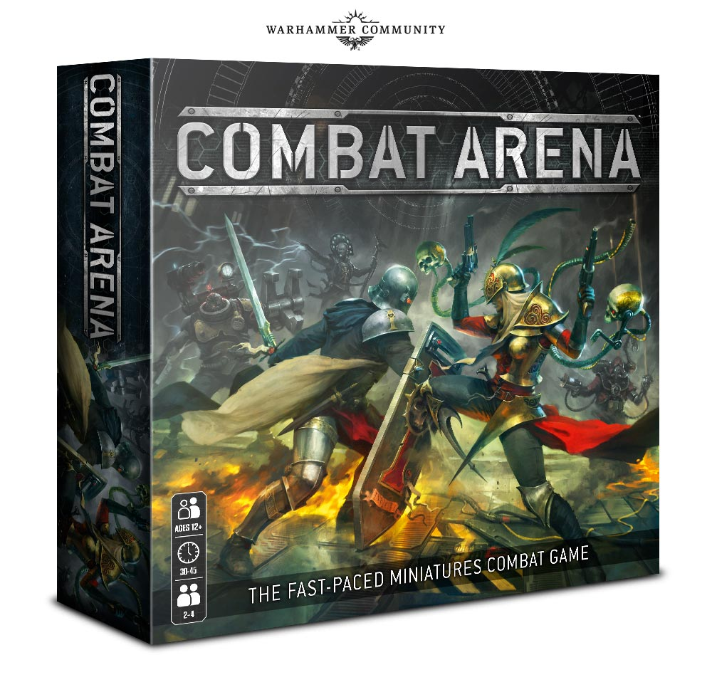 Wargame News And Terrain Games Workshop New Fast Paced