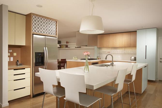 modern marin kitchen interior design images