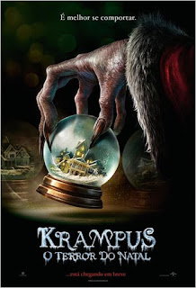 Krampus: O Terror do Natal Legendado