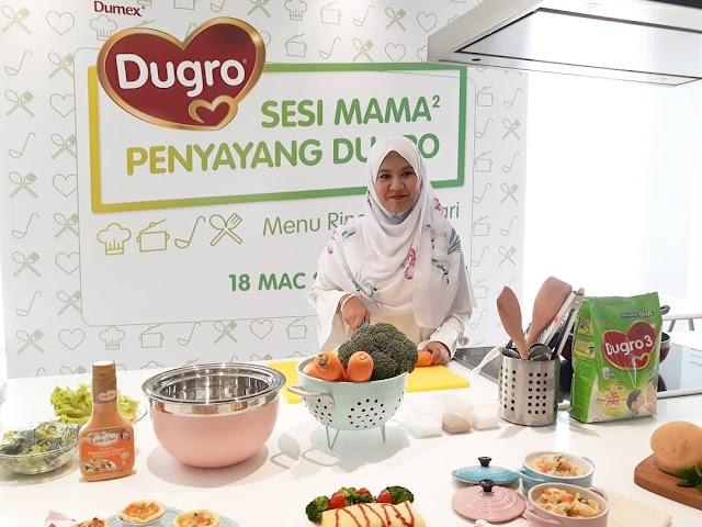 Sesi Mama-Mama Penyayang Dumex Dugro.