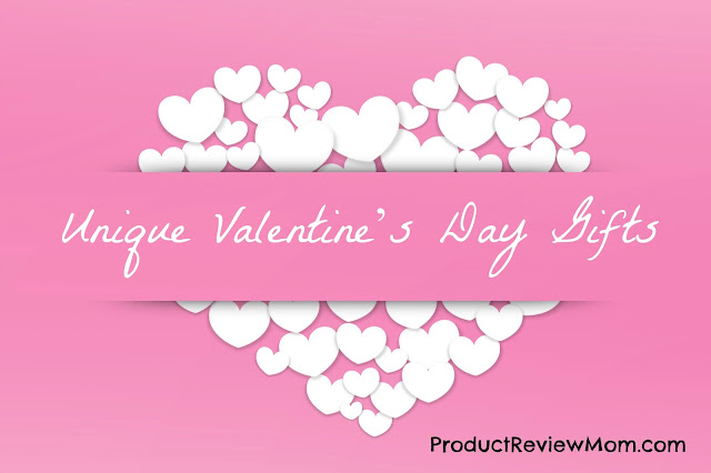 Unique Valentine's Day Gifts  via   www.productreviewmom.com